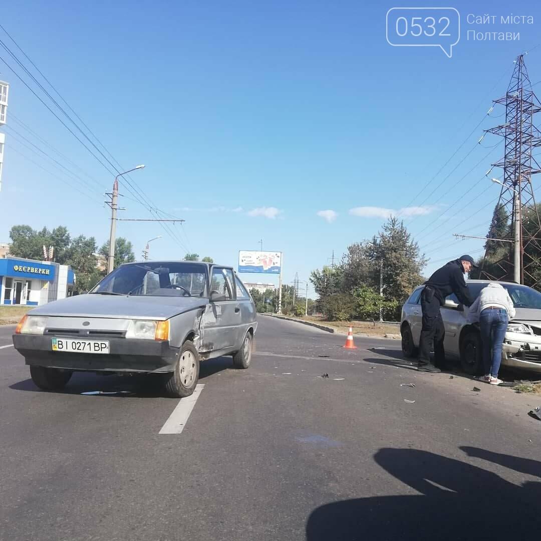 У Полтаві зіткнулися три автівки, фото-2