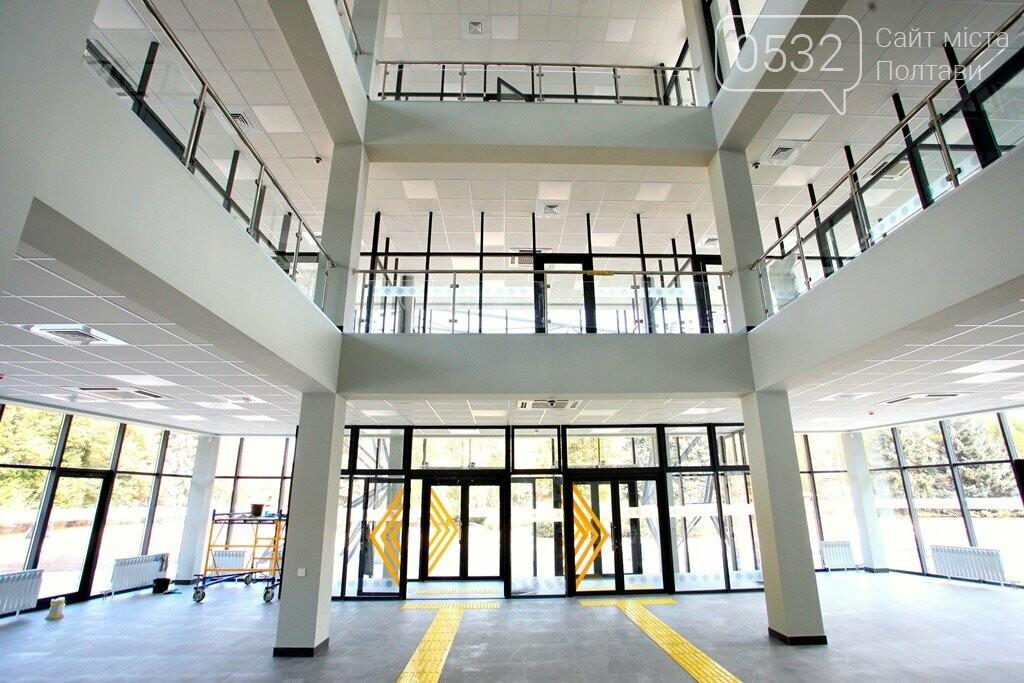 У Полтаві розпочали роботи для введення в експлуатацію 3-поверхового ЦНАПу, фото-1