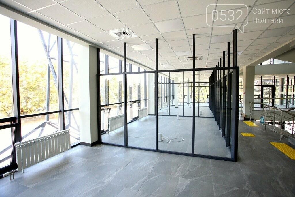 У Полтаві розпочали роботи для введення в експлуатацію 3-поверхового ЦНАПу, фото-2