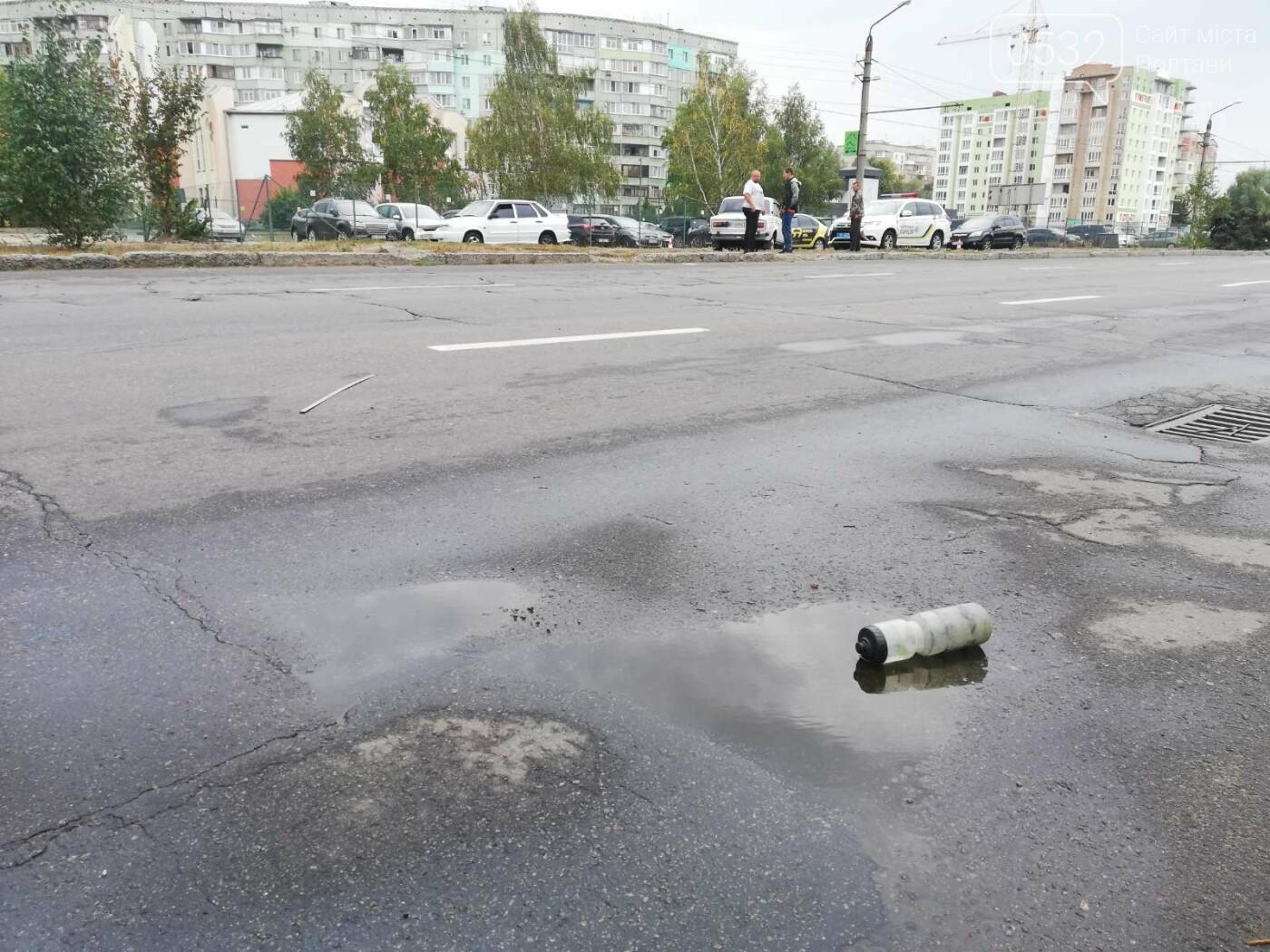 У Полтаві ВАЗ збив дівчину із велосипедом на пішохідному переході (ФОТО), фото-7