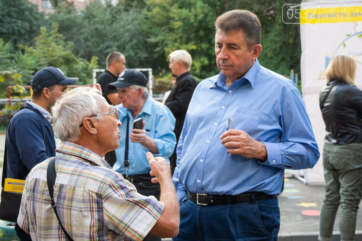 Олександр Удовіченко: «Полтавці чекають конкретної роботи, а не солодких обіцянок», фото-3