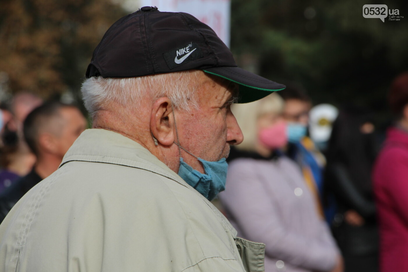 """Полтава вийшла проти """"червоної"""" зони: скільки людей і чого вимагають (ФОТОРЕПОРТАЖ), фото-6"""