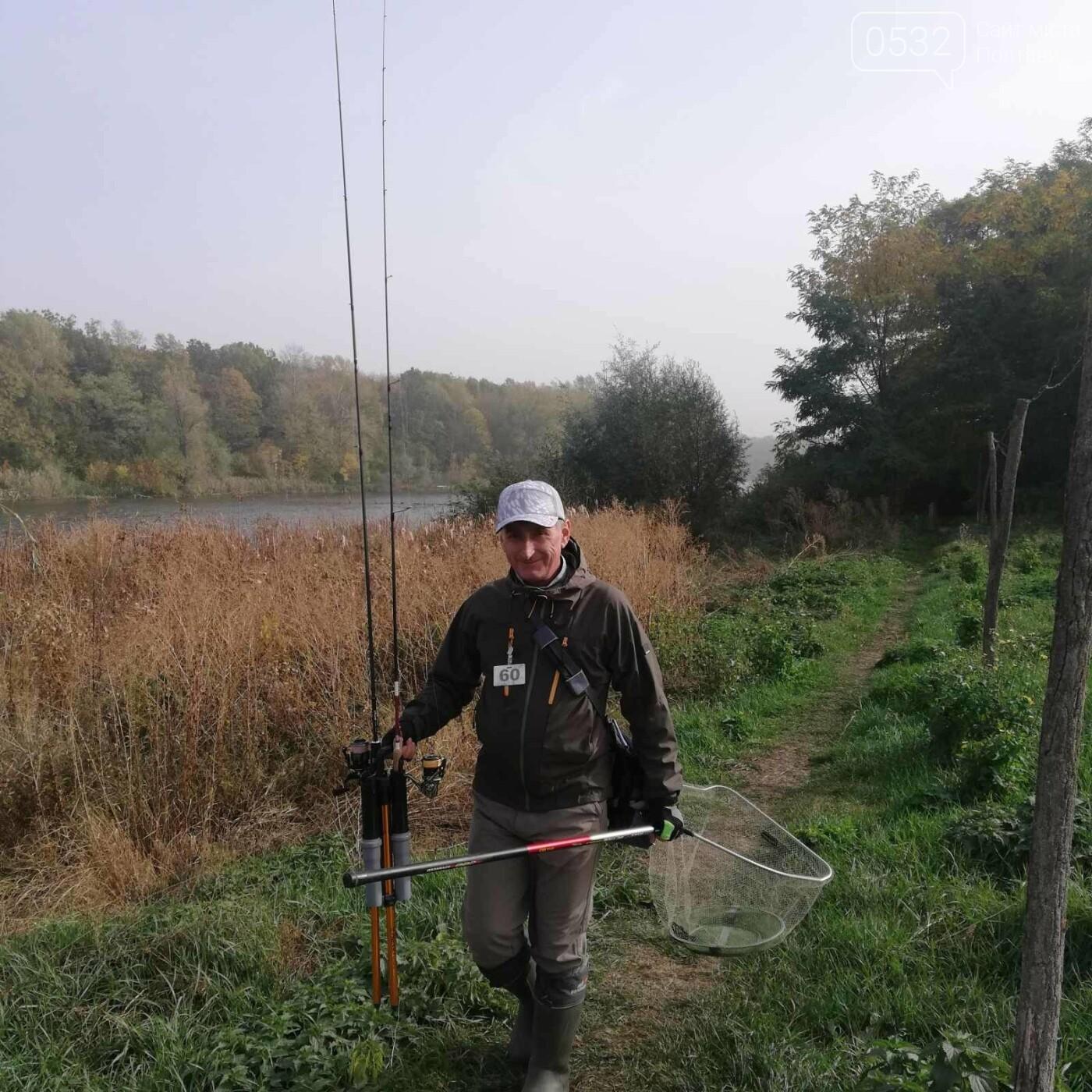 На Полтавщині тривають змагання зі спортивної риболовлі (ФОТО), фото-15