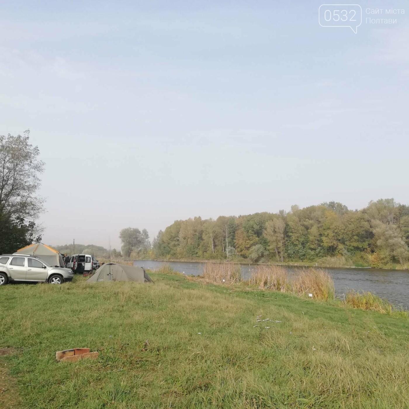 На Полтавщині тривають змагання зі спортивної риболовлі (ФОТО), фото-9