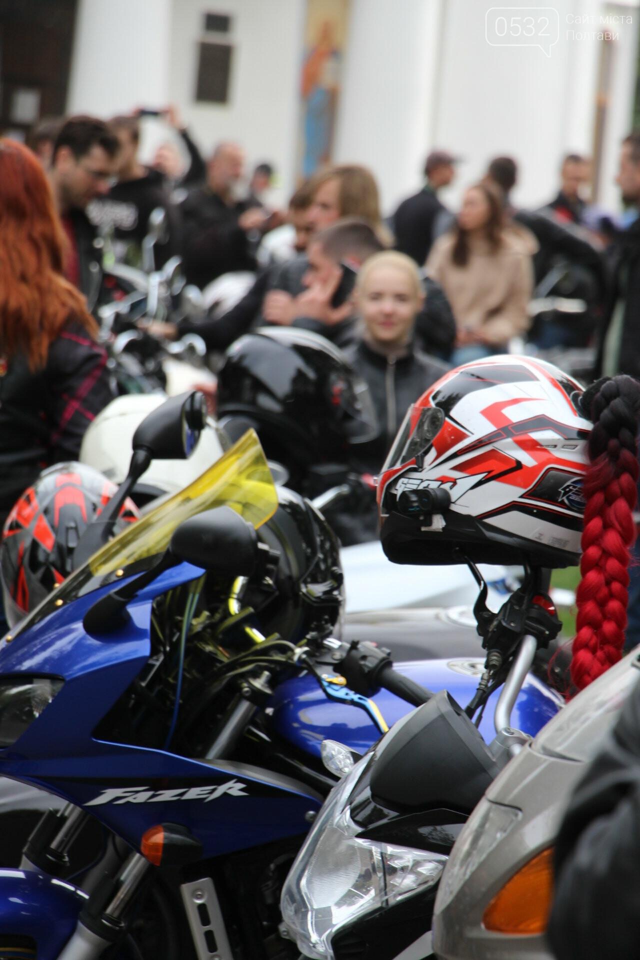 У Полтаві сотні байкерів приїхали на закриття мотосезону (ФОТОРЕПОРТАЖ), фото-6