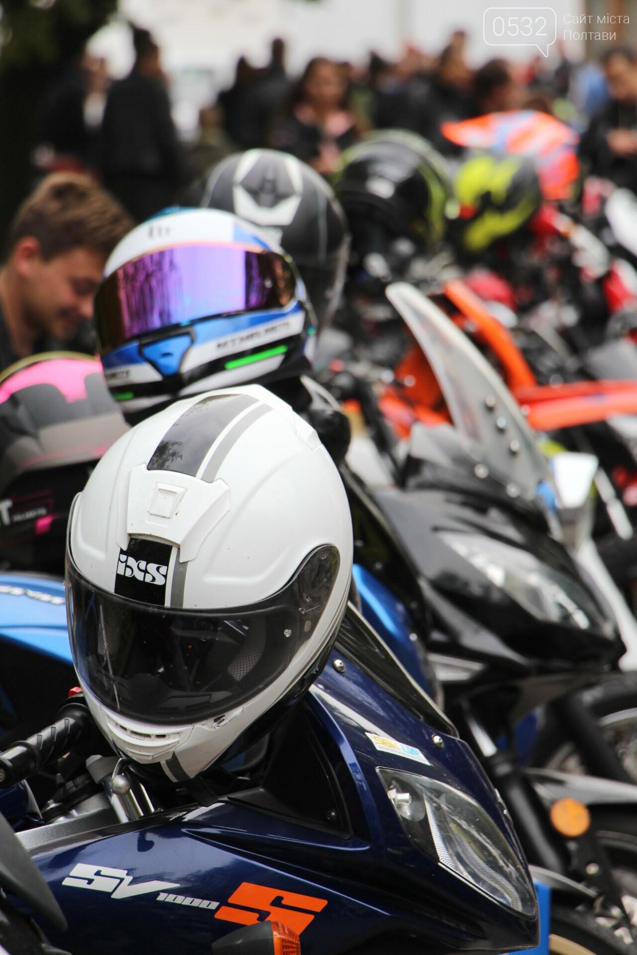 У Полтаві сотні байкерів приїхали на закриття мотосезону (ФОТОРЕПОРТАЖ), фото-9
