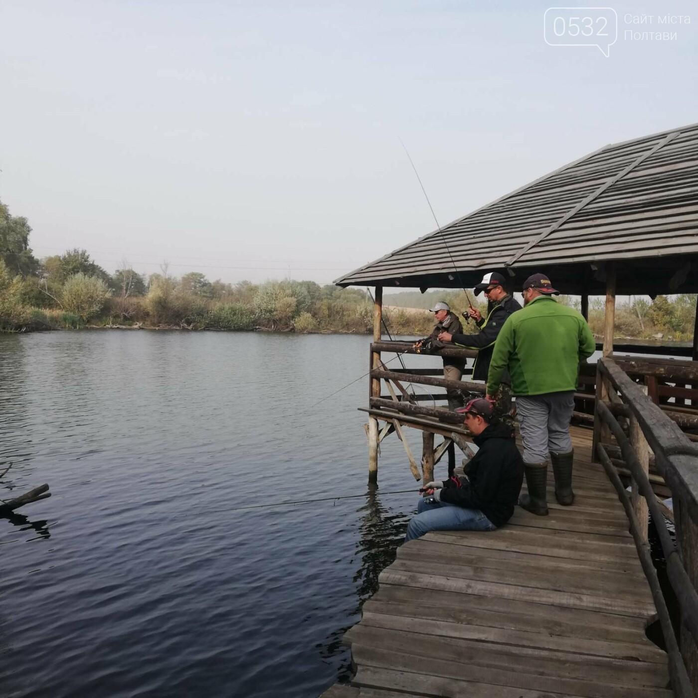 На Полтавщині тривають змагання зі спортивної риболовлі (ФОТО), фото-6