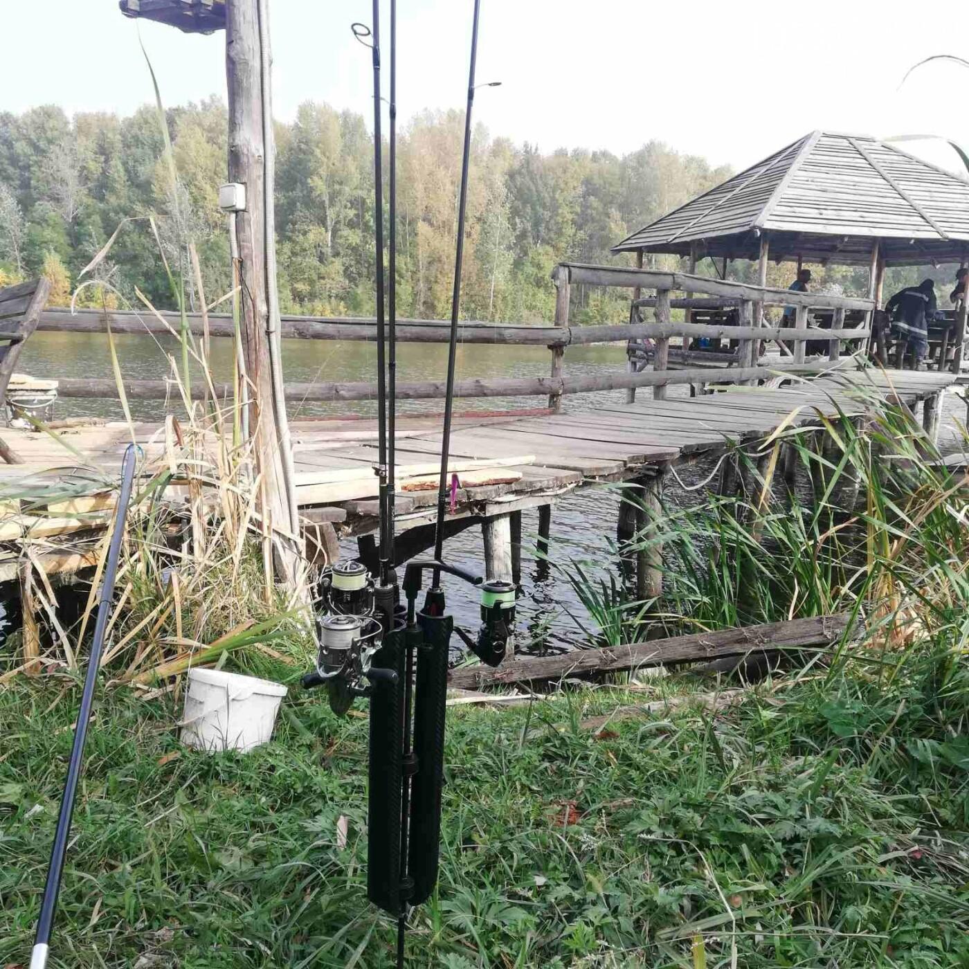 На Полтавщині тривають змагання зі спортивної риболовлі (ФОТО), фото-14