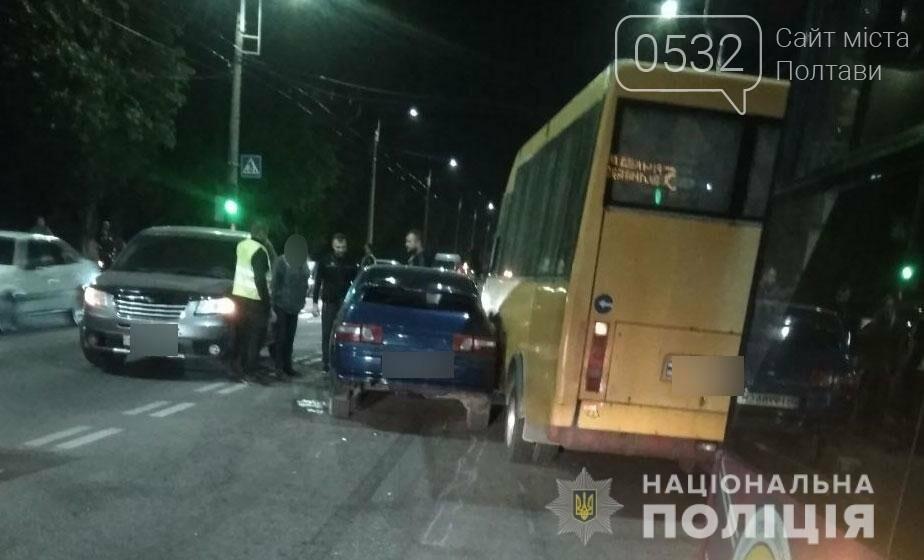 На дорогах Полтавщини за минулу добу сталося три ДТП: дві людини загинули, ще одна – травмована, фото-4