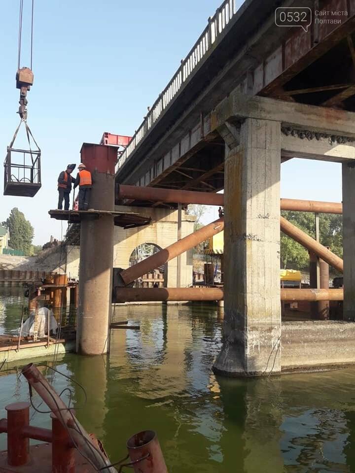 На Полтавщині проводять реконструкцію мосту через Сулу на дорозі Бориспіль-Маріуполь (ФОТО), фото-5