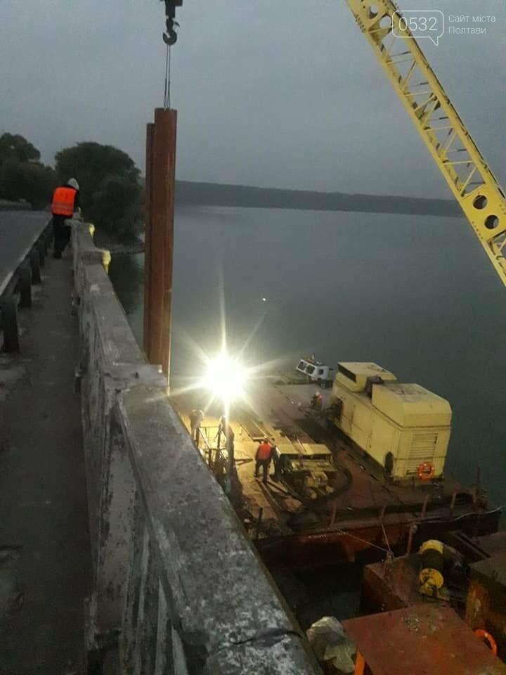 На Полтавщині проводять реконструкцію мосту через Сулу на дорозі Бориспіль-Маріуполь (ФОТО), фото-4