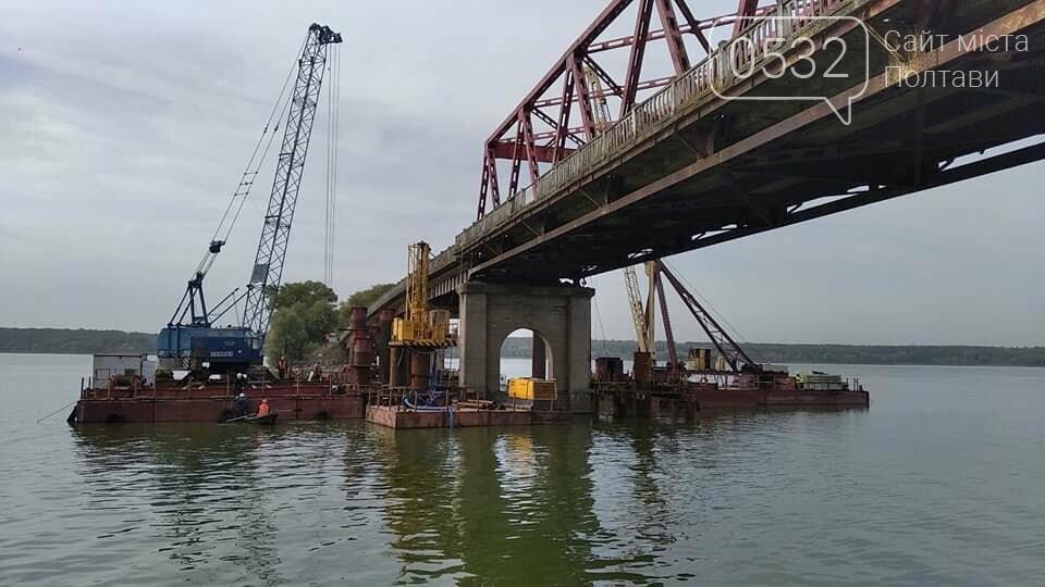 На Полтавщині проводять реконструкцію мосту через Сулу на дорозі Бориспіль-Маріуполь (ФОТО), фото-1