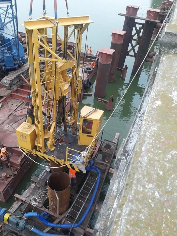 На Полтавщині проводять реконструкцію мосту через Сулу на дорозі Бориспіль-Маріуполь (ФОТО), фото-2