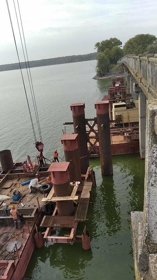 На Полтавщині проводять реконструкцію мосту через Сулу на дорозі Бориспіль-Маріуполь (ФОТО), фото-3