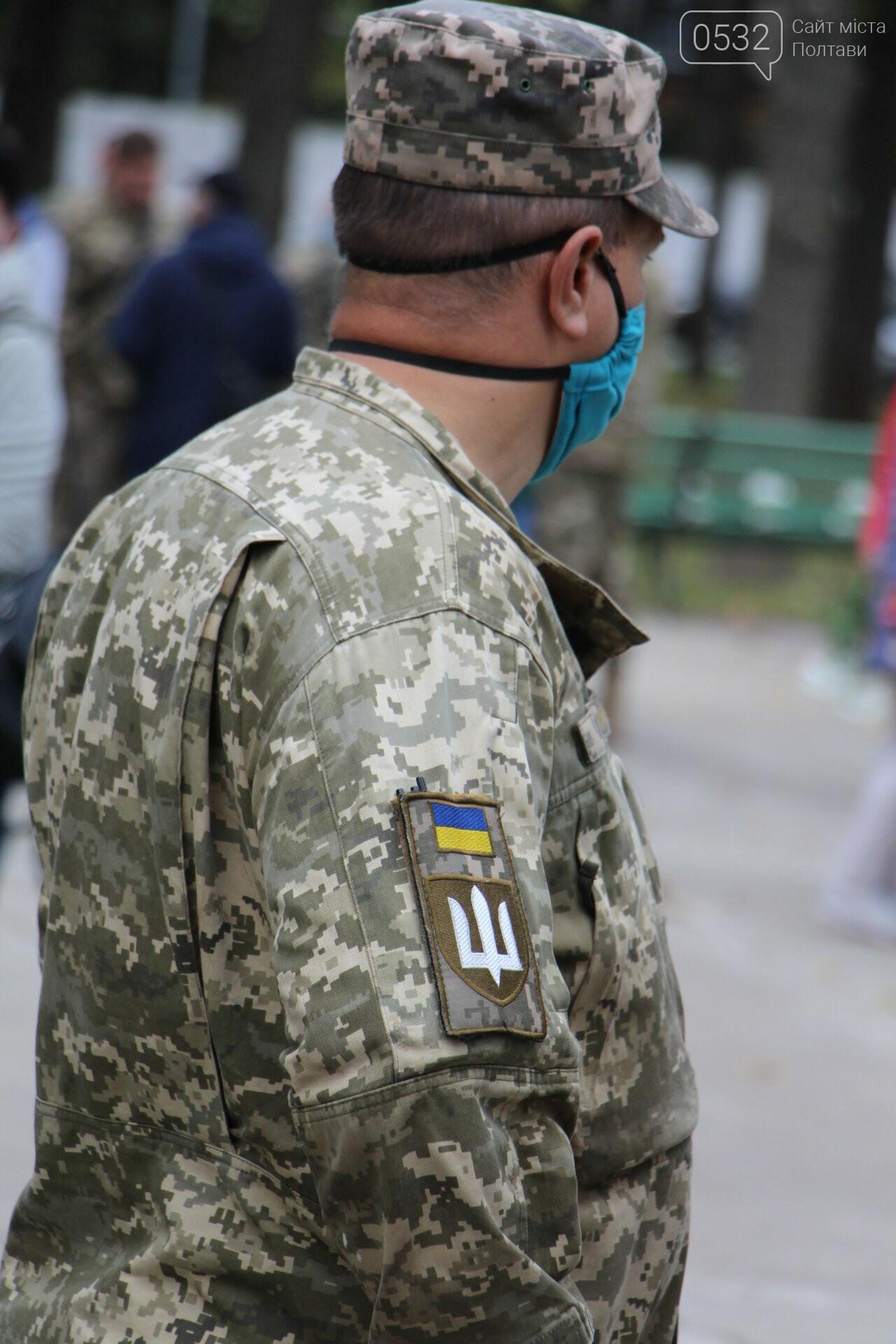 """У Полтаві відкрили """"Стіну пам'яті"""" загиблих за Україну воїнів (ФОТОРЕПОРТАЖ), фото-12"""