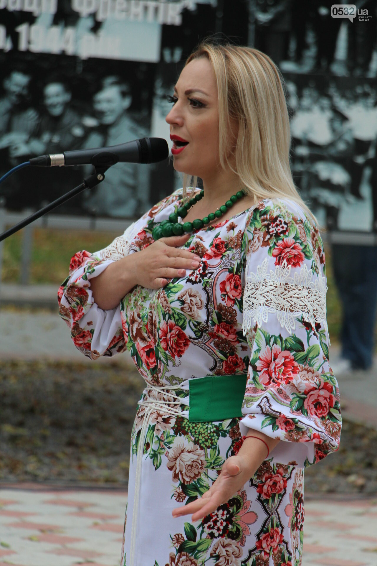 """У Полтаві відкрили """"Стіну пам'яті"""" загиблих за Україну воїнів (ФОТОРЕПОРТАЖ), фото-21"""