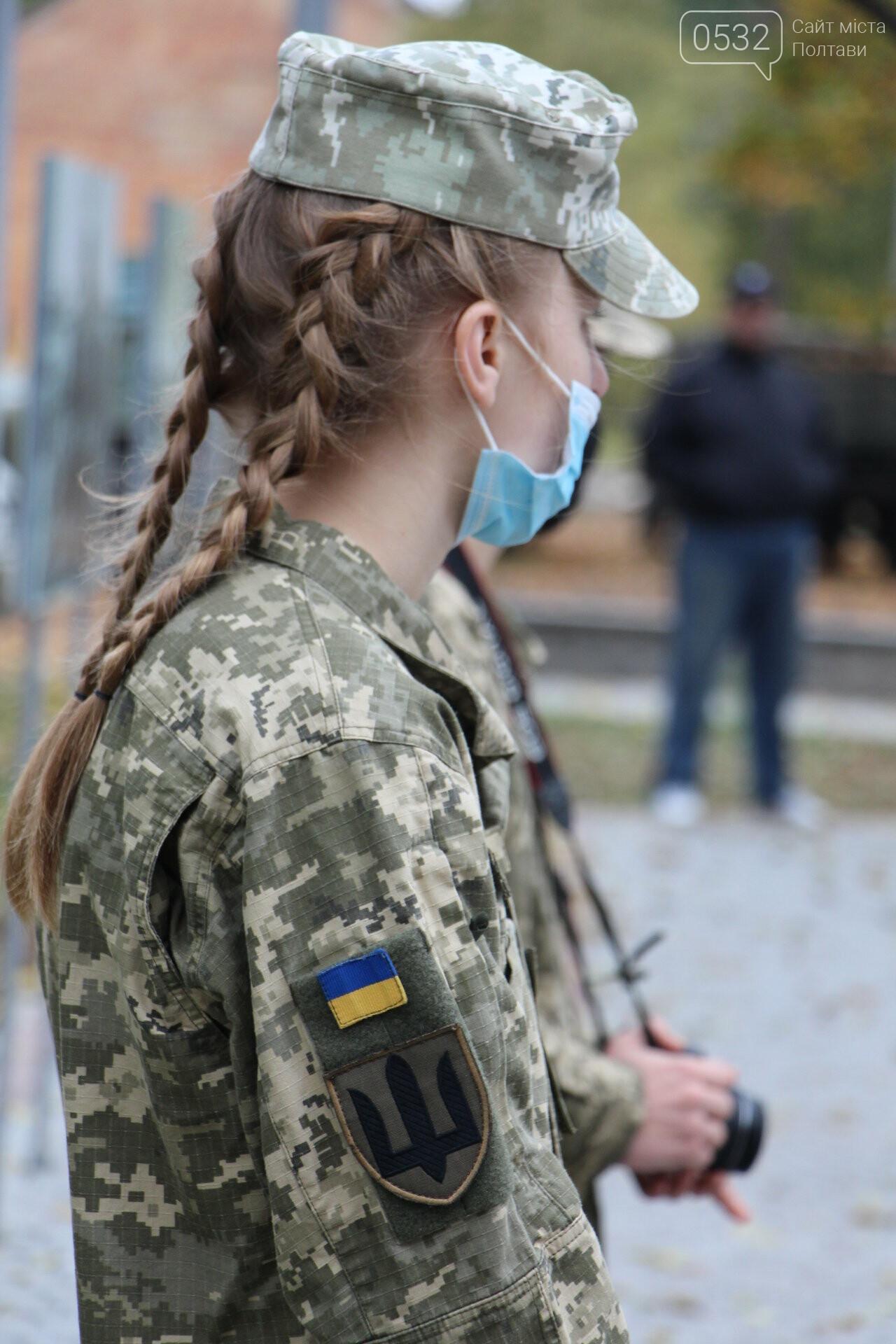 """У Полтаві відкрили """"Стіну пам'яті"""" загиблих за Україну воїнів (ФОТОРЕПОРТАЖ), фото-17"""