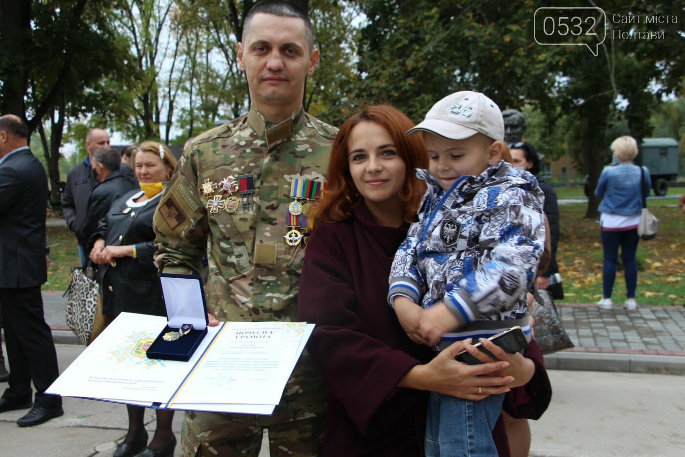 """У Полтаві відкрили """"Стіну пам'яті"""" загиблих за Україну воїнів (ФОТОРЕПОРТАЖ), фото-28"""