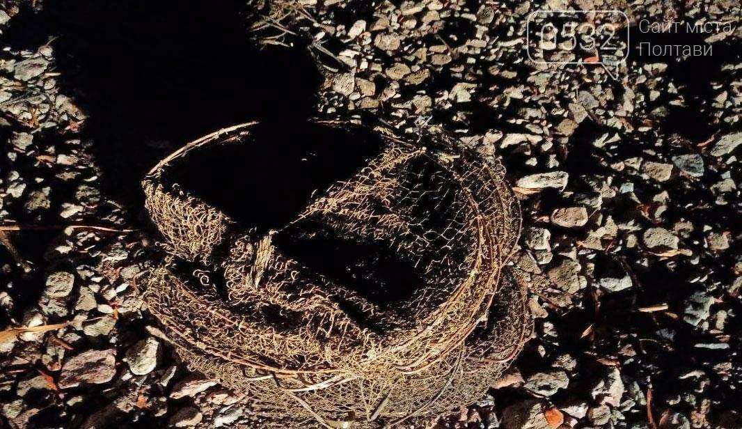 На Полтавщині браконьєри незаконно виловили понад півтисячі раків, фото-2