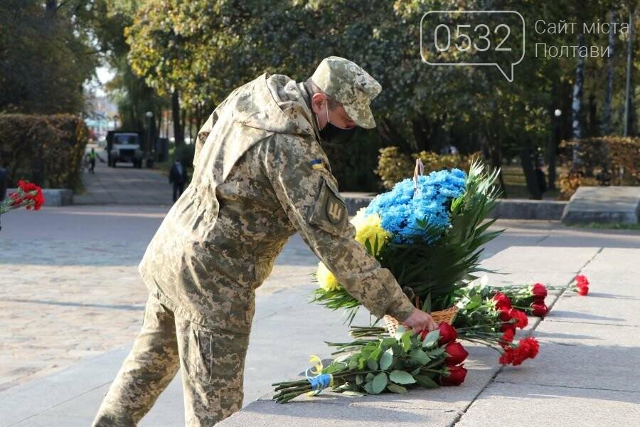 З нагоди 76-ї річниці вигнання нацистів з України до Меморіалу Солдатської Слави поклали квіти, фото-5