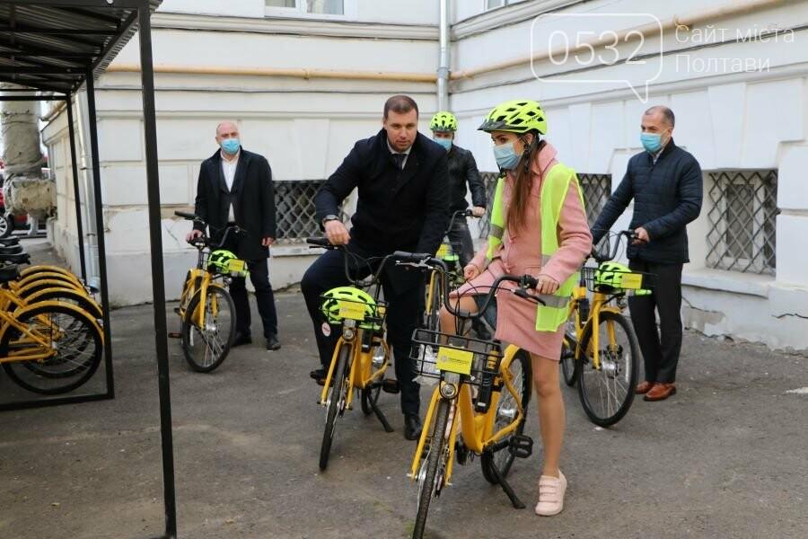Для службових потреб працівників міської ради закупили 12 велосипедів, фото-1