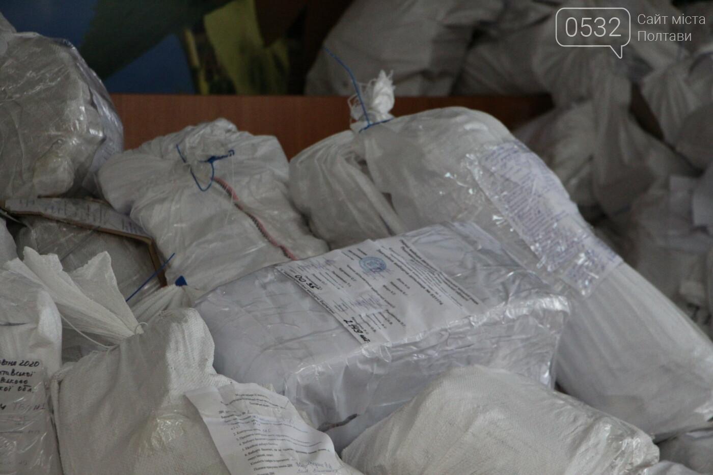 Коли у Полтаві дорахують голоси на виборах і яка ситуація на ТВК, фото-9