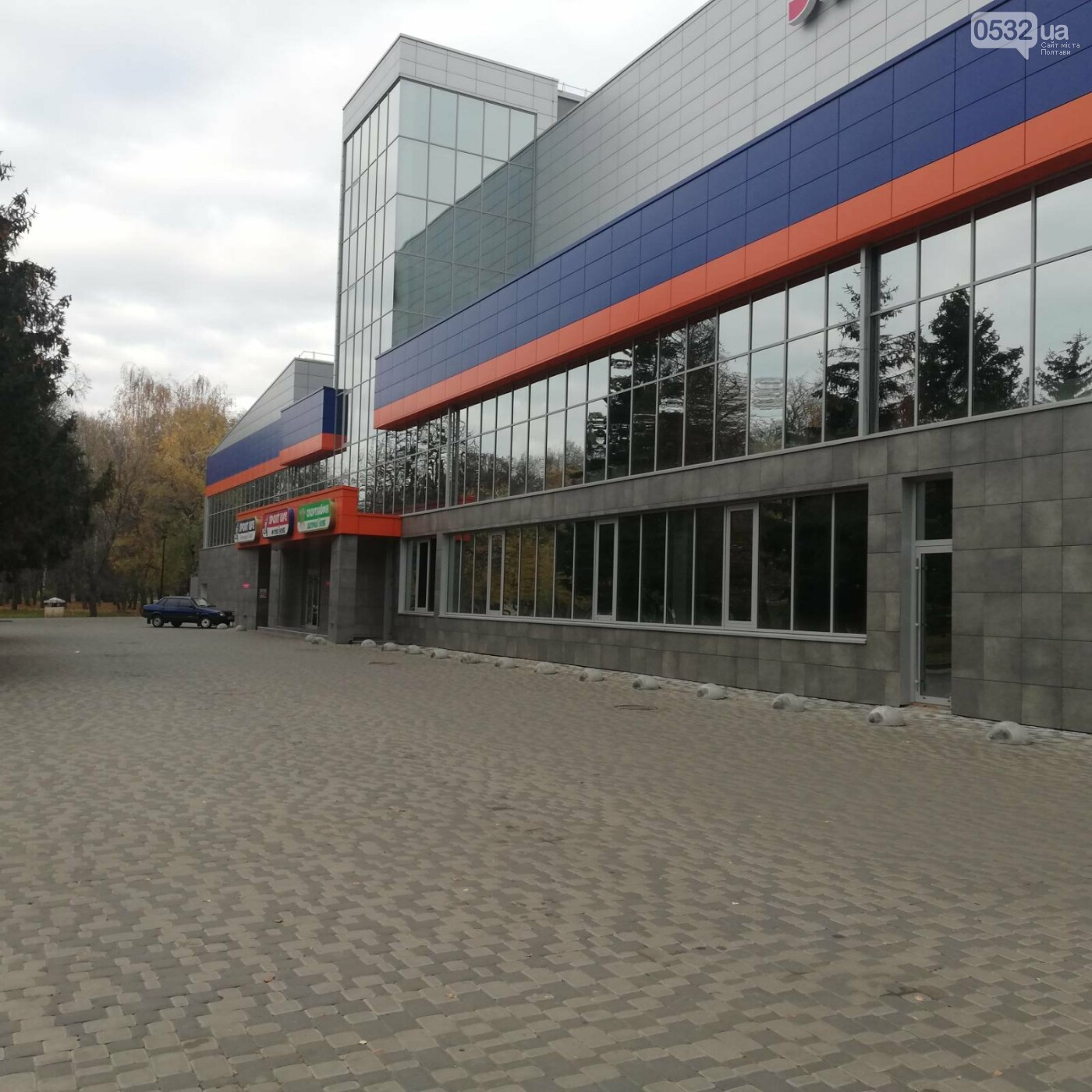 Зачинений «Епіцентр», порожні фітнес - центри – У Полтаві  карантин  вихідного дня, фото-3