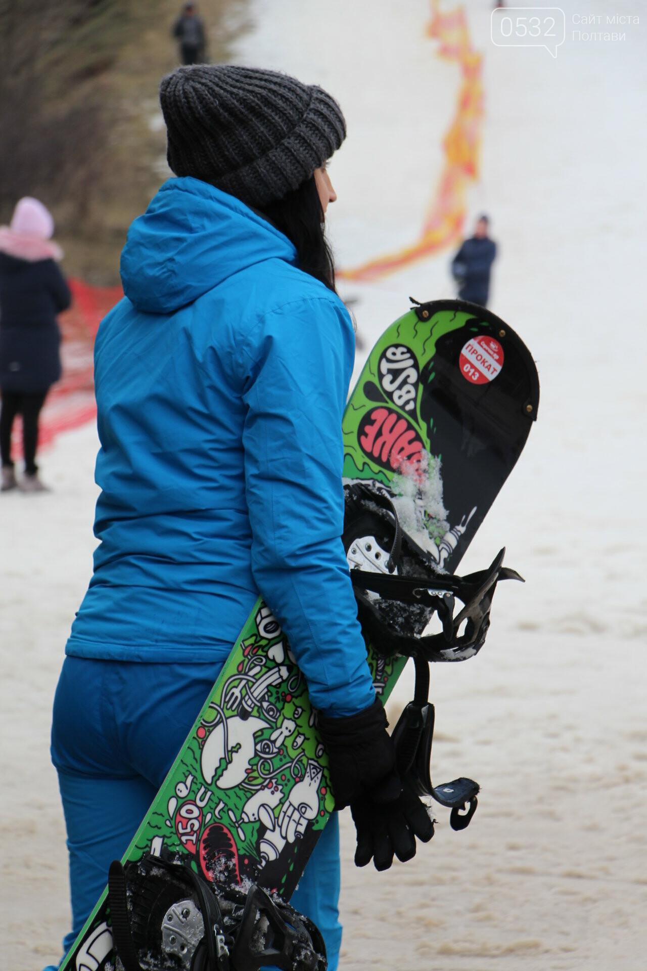 """Знайшли сніг під Полтавою: справжня зимова атмосфера у """"Сорочиному яру"""" (ФОТО), фото-6"""