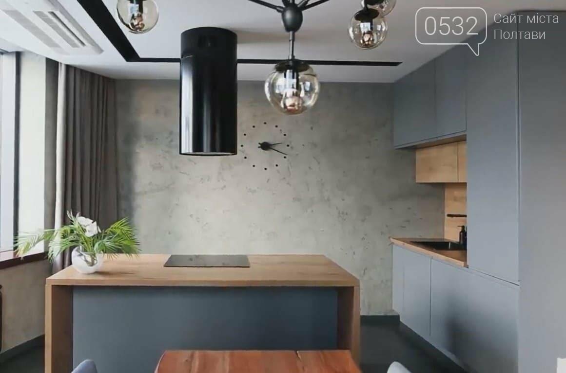 Сіра кухня з островом: стильно та практично, фото-1