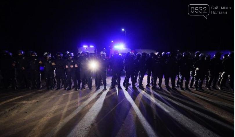 """"""" Не пустимо у Санжари автобуси з короновірусом"""" – минув рівно рік після «ковідних» протестів, які сколихнули країну, фото-1"""
