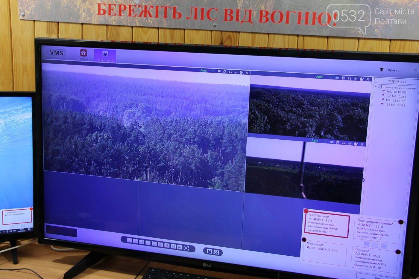 Полтавські лісівники захищають ліси під час надзвичайної пожежної небезпеки, фото-20