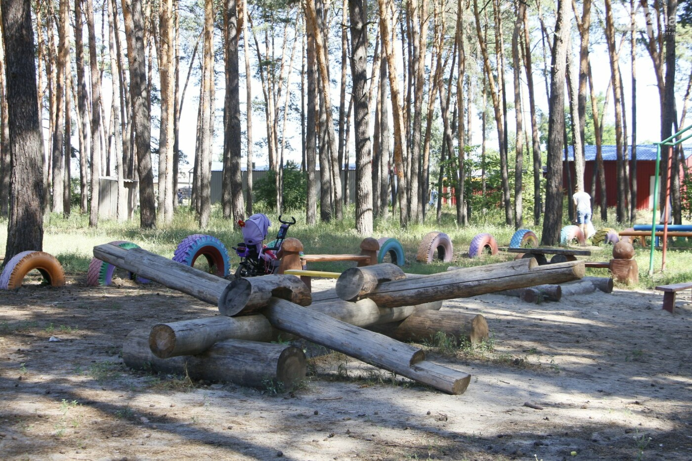 Полтавські лісівники захищають ліси під час надзвичайної пожежної небезпеки, фото-35