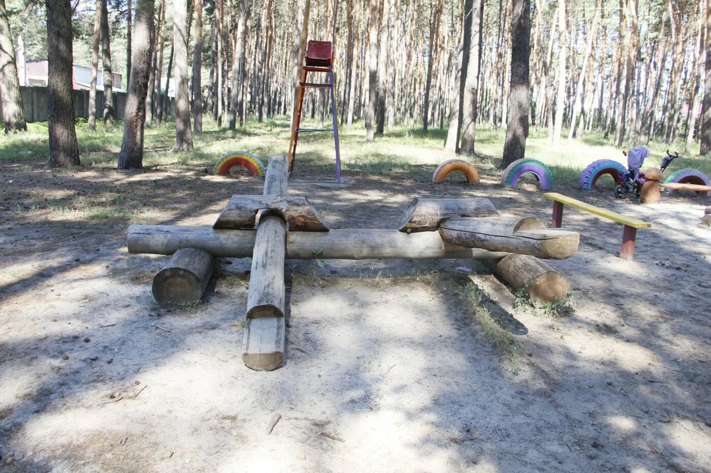 Полтавські лісівники захищають ліси під час надзвичайної пожежної небезпеки, фото-34
