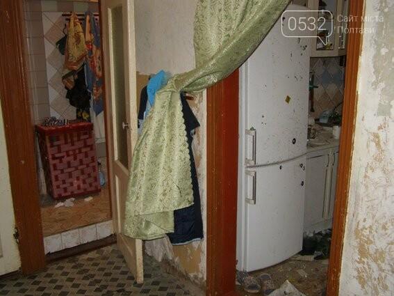 ВПолтавской области, хвастаясь гранатой, мужчина подорвал сам себя