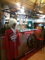 13 кордон, кафе-бар у Полтаві
