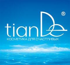 Логотип - TianDe (ТианДе) корпорация красоты и здоровья в Полтаве