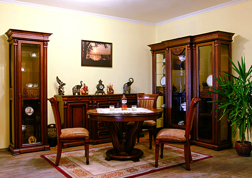 Меблі з натуральної деревини, фото-8