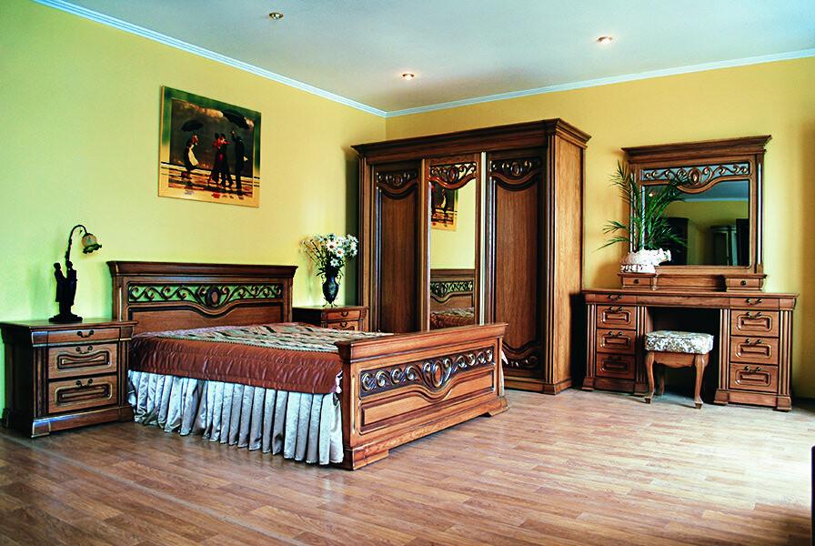 Меблі з натуральної деревини, фото-6