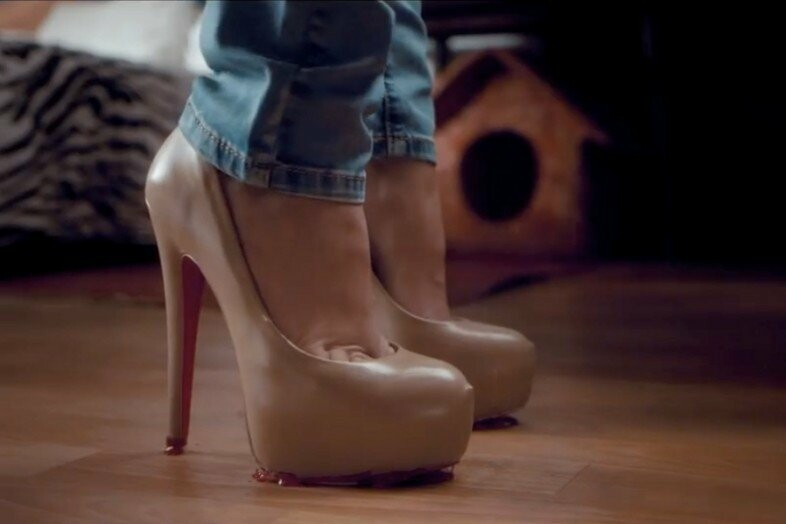 самары фото девушки из клипа ноги этих