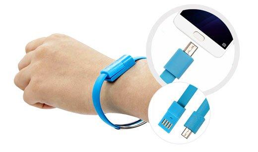 USB-шнур для смартфона, який не можна забути, заплутати, поламати, фото-1