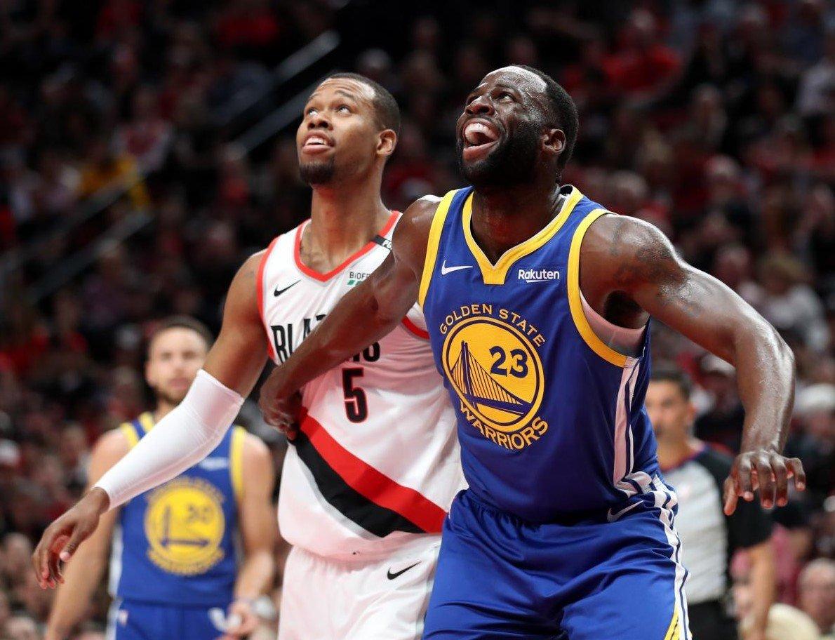 Складнощі, з якими зіткнувся Голден Стейт, не дозволять команді боротися за перемогу в НБА, фото-1