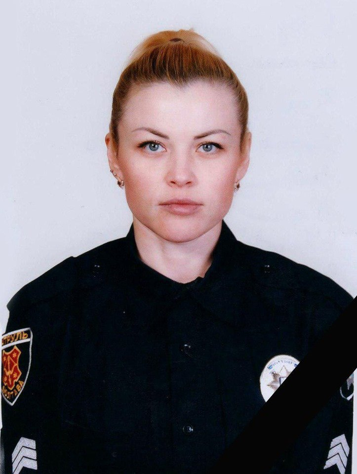 У  ДТП загинула 35-річна патрульна поліцейська, фото-1
