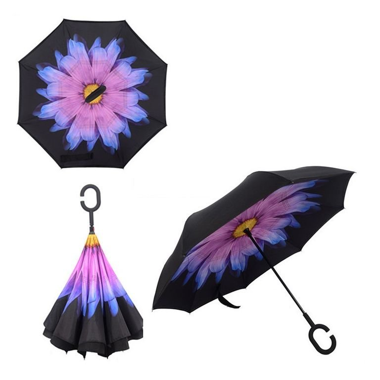 Аксесуар необхідний в будь-яку пору року - парасолька Up-brella!, фото-7