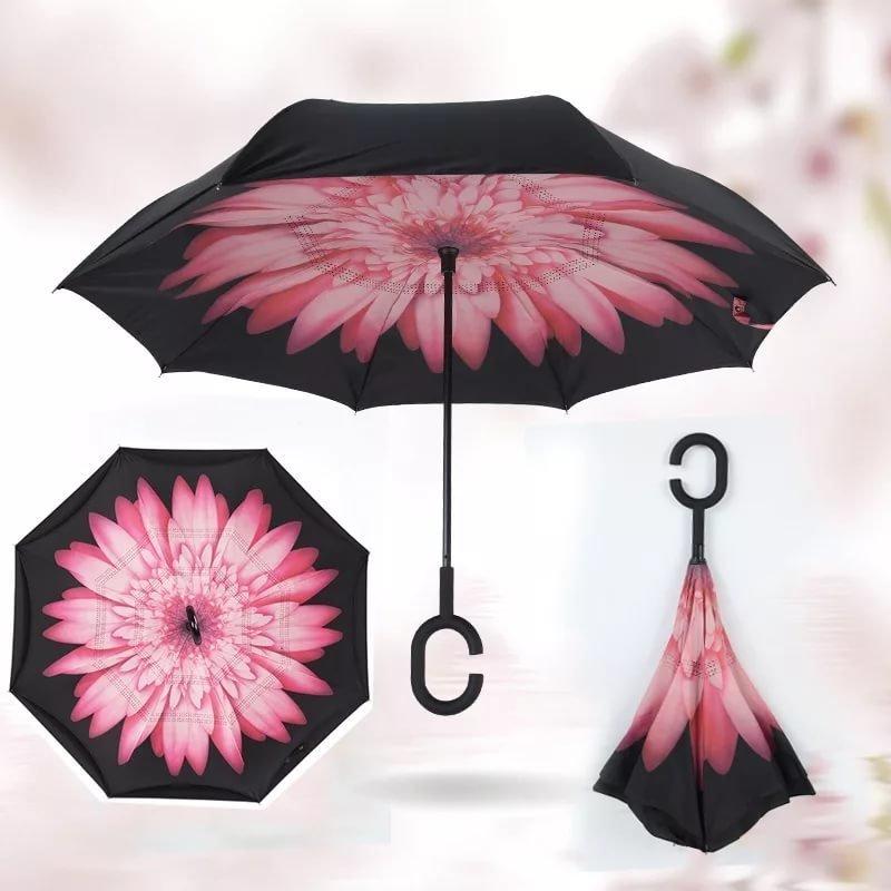 Аксесуар необхідний в будь-яку пору року - парасолька Up-brella!, фото-8