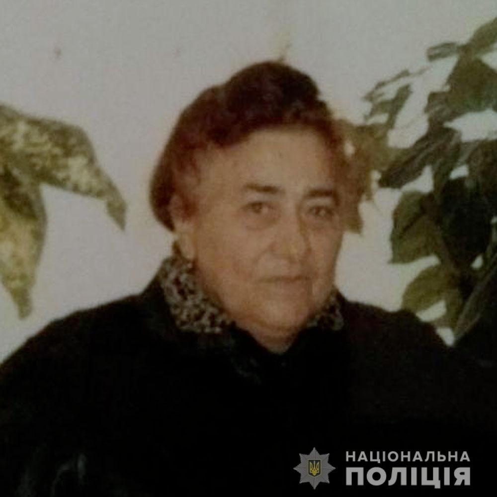 Поліція розшукує безвісно зниклу Цебкову Тамару Михайлівну, фото-1