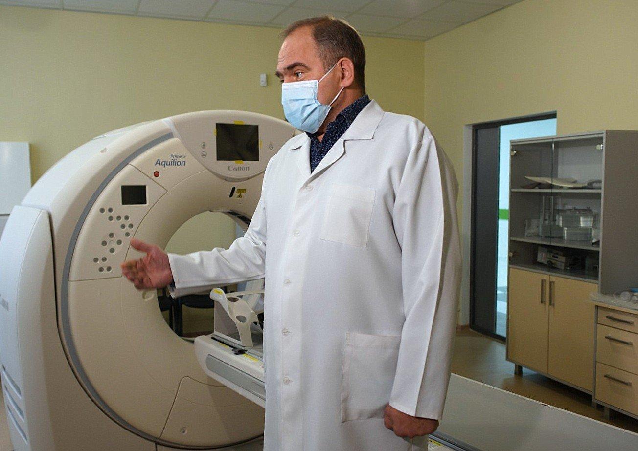 Медичний кардіоваскулярний центр вже готують до повноцінної роботи, фото-1